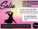 COM Church Español : Victory over Cancer causes church to salsa dance