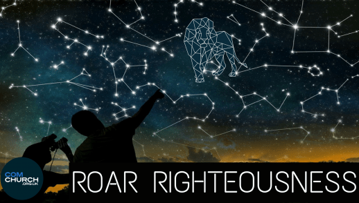 Roar Righteousness