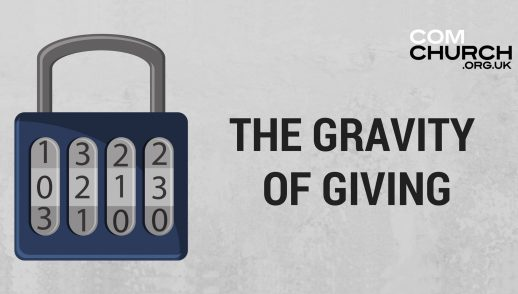 The Genius of Generosity / The Gravity of Giving