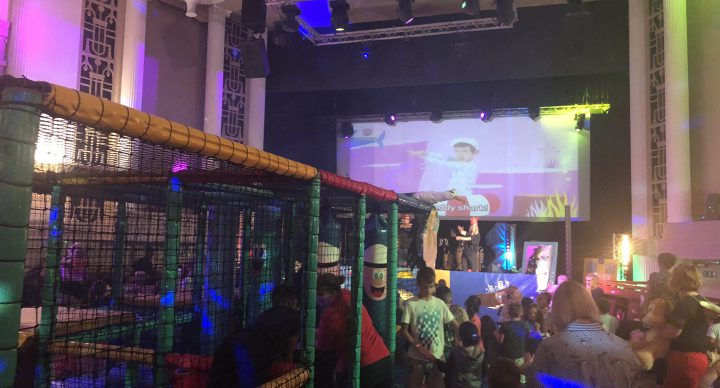 Soft Play Cinema