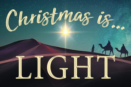 Christmas is Light