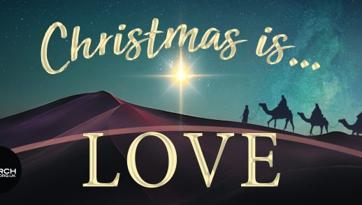 Christmas Is...Love